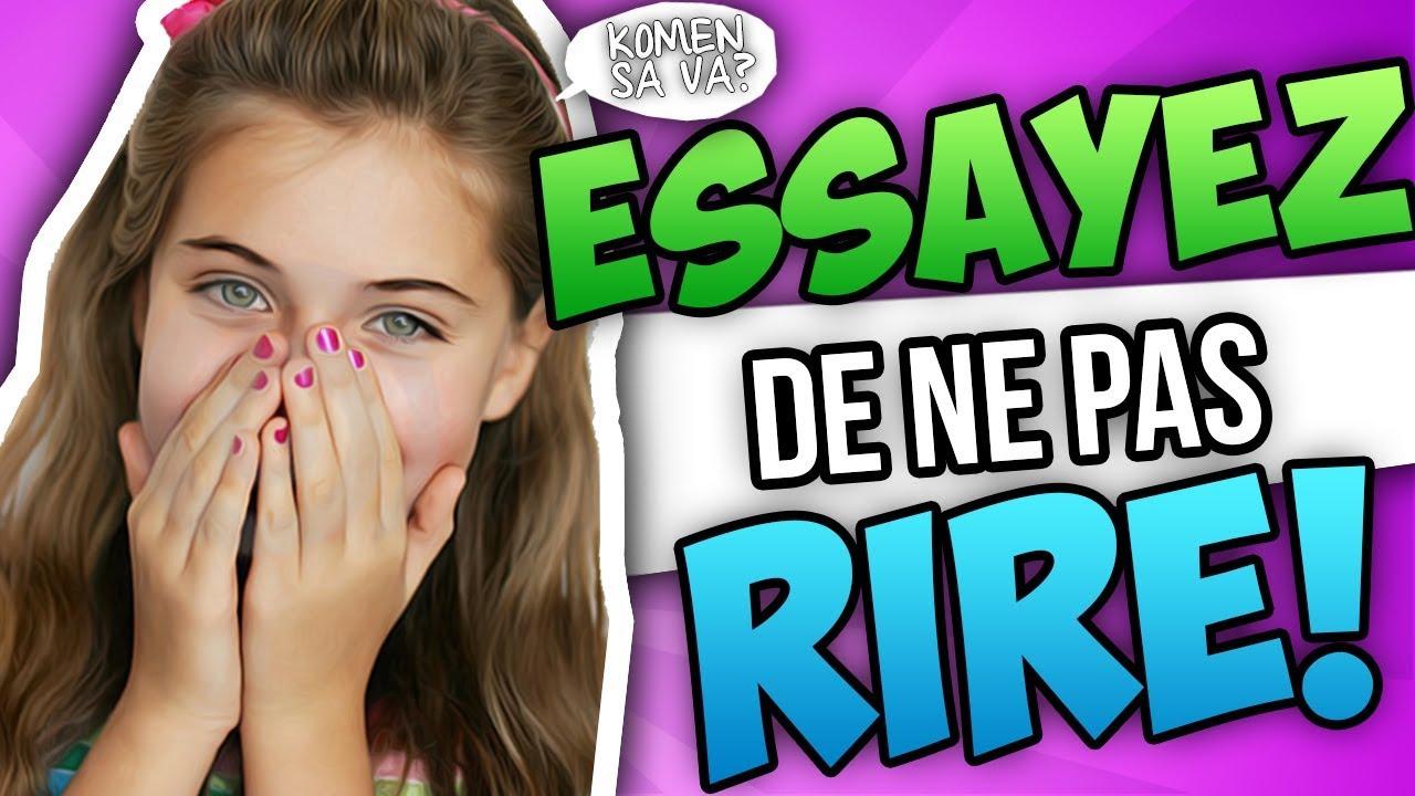 Download ESSAYEZ DE NE PAS RIRE 4! - Vidéo Drole (le Vendredi des Vrais!)