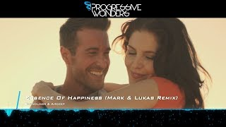 SoundLiner & Airdeep - Essence Of Happiness (Mark & Lukas Remix) [Music Video] [Emergent Shores]