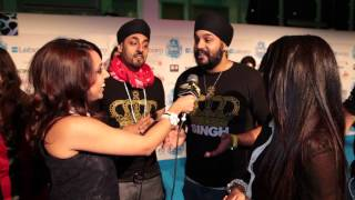 Punjab2000.com interview with winners of the Best Desi Act - RDB  at the UK AMAs 2012