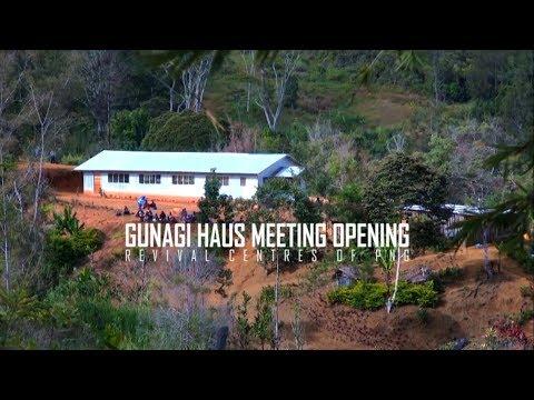 Gunagi Opening Chimbu