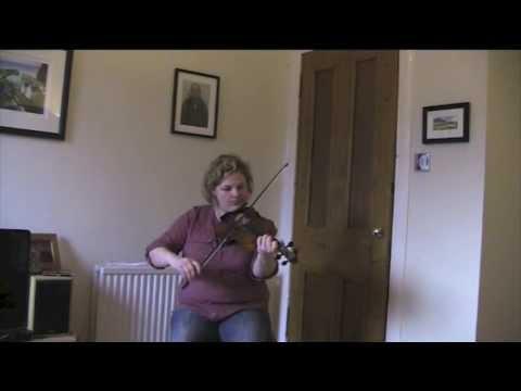 Blazin Fiddles Anna Massie teaching The Lads Like Beer