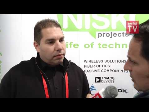 Nisko at New-Tech Motion Control & Power Solutions 2013