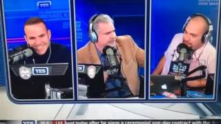 Don La Greca Explodes on The Michael Kay Show