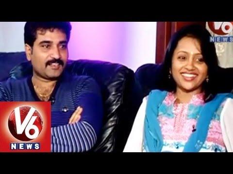 Anchor Suma And  Rajiv Kanakala Special Interview || Life Mates || V6 Exclusive