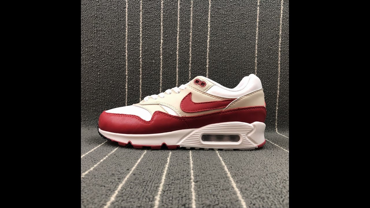 best service 7fa82 9b444 Nike air max 901 Red White Sports Running Shoes AJ7695-100 Size 36-45 FROM  Robert