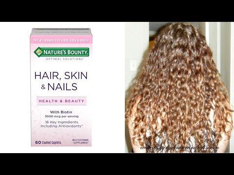 Review: Nature's Bounty Hair Skin & Nails