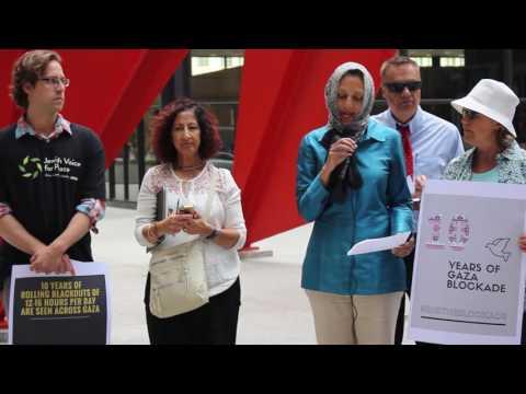 Take Action: End the Gaza blockade