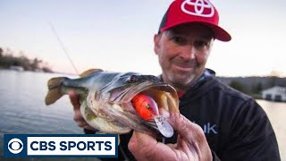 Advanced Crankbait Tricks for Coldwater Bass in Grass with G-Man | CBS Sports