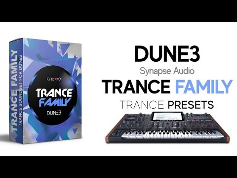 TRANCE FAMILY DUNE3 Soundset