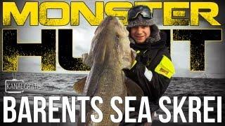 Monster Hunt - Barents Sea Skrei (Cod)