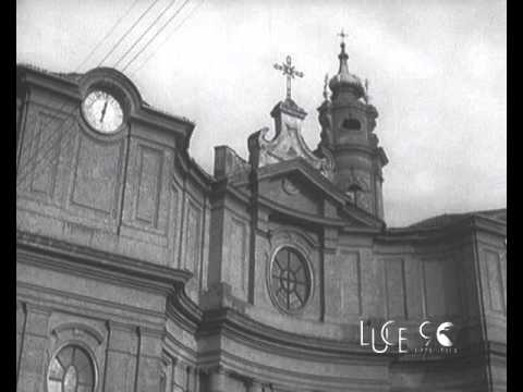 L'itinerario del barocco piemontese (1963)