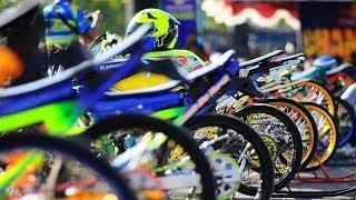 KONTES MOTOR DRAG. Event KEREN.!! GDS Fundragbike [ Sirkuit Gantiwarno Klaten Yogyakarta ]