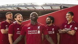2018/19 LIVERPOOL HOME KIT & AWAY + THIRD KIT REVEALED!!   REVIEW & WILL I BUY IT?