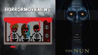 Hereditary Revisited, The Nun Trailer, New Armor for Predator & More! | Horror Movie News Ep 32