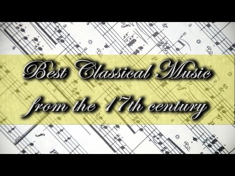 Best Classical Music from the 17th Century – Corelli and Telemann