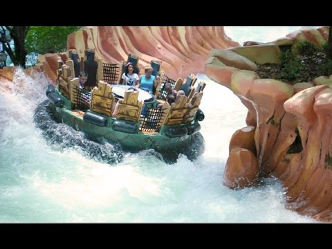 Popeye and Bluto's Bilge-Rat Barges [ POV ] Universal's Islands Of Adventure