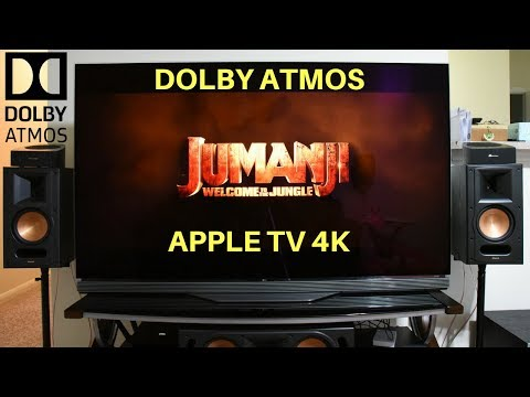 Apple TV 4K Dolby Atmos Update tvOS 12 Review