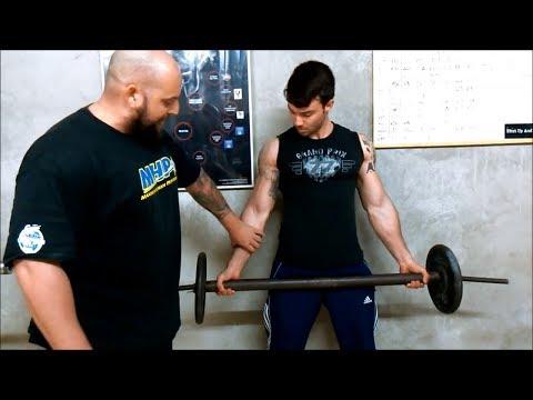 Entrenamiento para destrozar tus brazos en 30min!