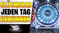 GTA ONLINE SOLO GLITCH JEDEN TAG AUTO GEWINNEN - Casino DLC Glücksrad Deutsch