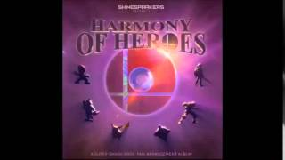 Harmony of Heroes - Tune of Tempest (Song Of Storms Arrange)