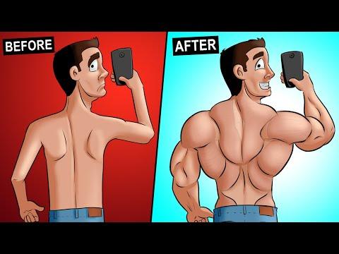 9 BEST Exercises for a BIGGER Back (DUMBBELLS ONLY!)