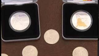 памятные серебряные монеты(, 2014-09-17T03:44:02.000Z)