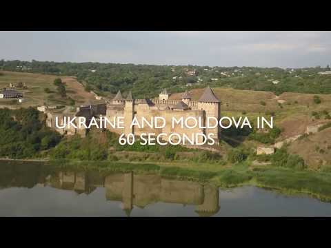 Guide to Ukraine & Moldova in 60 Seconds