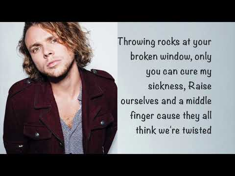 Safety Pin - 5 Seconds Of Summer (Lyrics + Pictures)