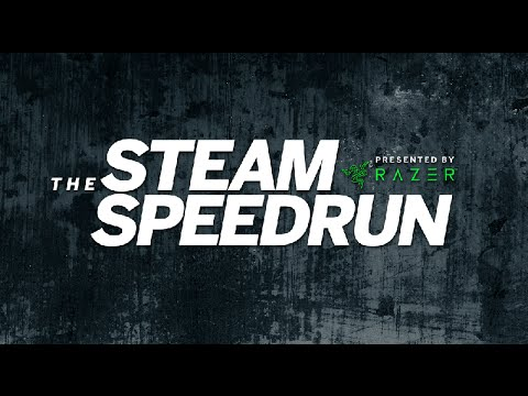 The Steam Speedrun - How many PC games can you buy in 3 minutes?