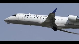 Random Plane Spotting Part 1 – Watching Airplanes Chicago O'Hare International Airport