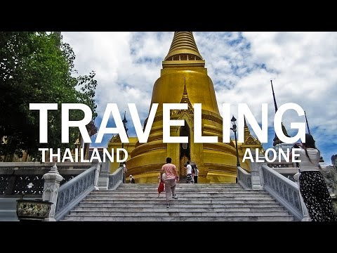 THE REALITY OF TRAVELING ALONE