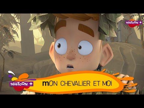 Mon chevalier et moi  Episode 1 intégral en francais   Dessin animé sur TéléTOON