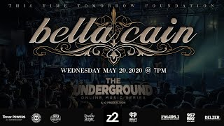 The Underground - Bella Cain (Acoustic Show)