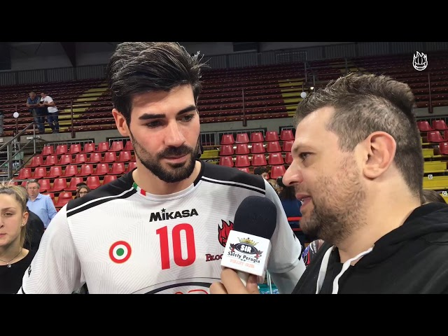 Filippo Lanza commenta la vittoria del