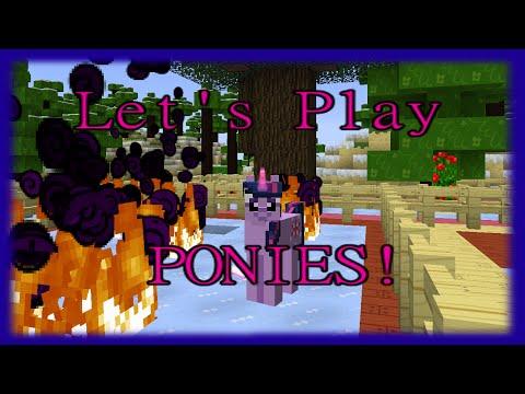 Finishing The Course! [96] Mine Little Pony - Minecraft PC