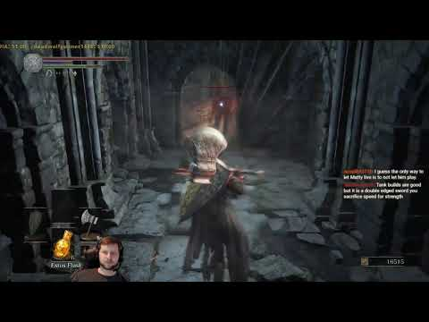 Dark Souls 3 - The Booty Warrior Part 2