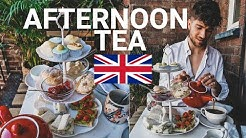 HAVE AFTERNOON TEA #WithMe | HOW TO HOST A BRITISH AFTERNOON TEA FROM HOME | RECIPE