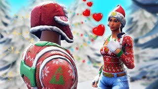 NOG OPS FALLS IN LOVE WITH YULETIDE RANGER - A Fortnite Short Film (Christmas Special)