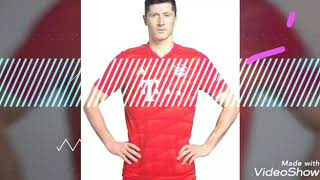 #9 Robert Lewandowski - Das Team -