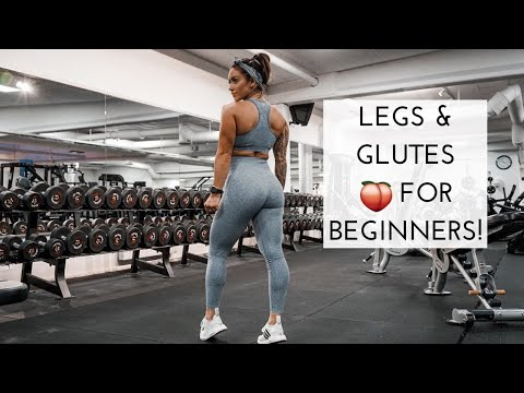 BEGINNER'S GUIDE: Lower Body Workout & How To Stay Motivated