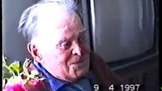 Живые голоса. Ветеран Фалалеев Василий Тихонович