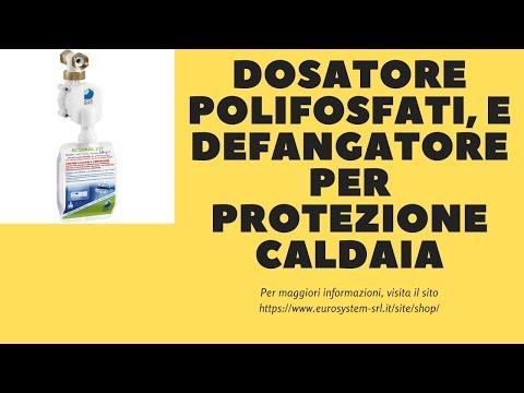 Filtri per caldaia protezione idraulica youtube - Montaggio scaldabagno ...