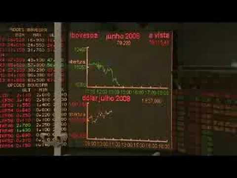 Brazil's booming economy - 09 Jul 08
