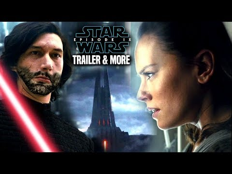 Star Wars Episode 9 Trailer! Exciting News & More (Star Wars News)