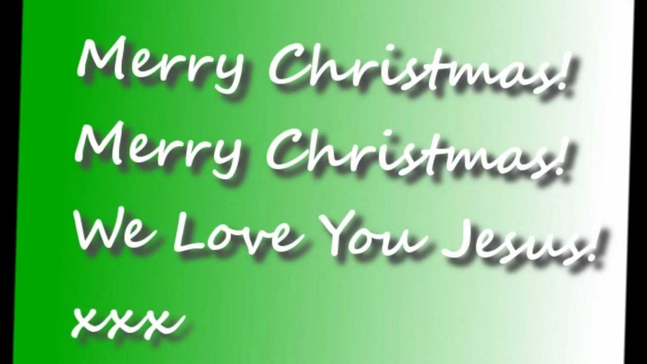 CHRISTIAN CHRISTMAS SONG, Christian Christmas music video ...