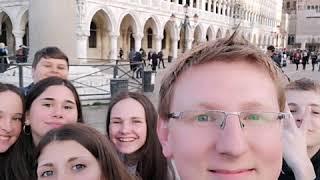 Voyage Venise J1