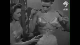 Как модели готовились к показу Диора, 1940