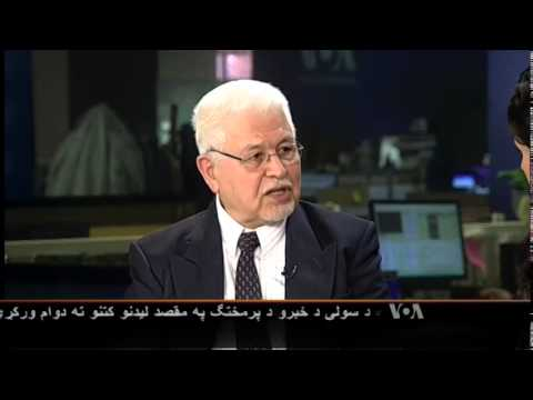 VOA Pashto Intrvw. Dr. Nabi Misdaq (Afghan Elections 2014)
