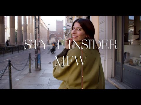 Style Insider: The Women Behind Fashion Week | NET-A-PORTER