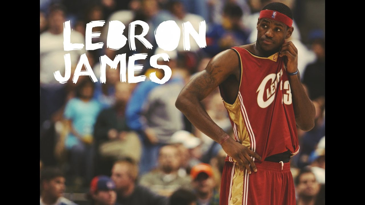 """Young Lebron James Mix 